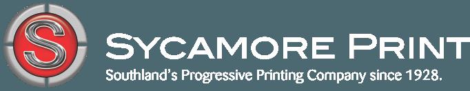 Sycamore Print Logo